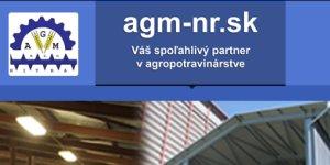 Kliknite na AGM, s.r.o.