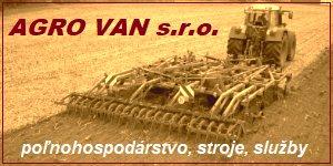 Kliknite na AGRO VAN s.r.o.