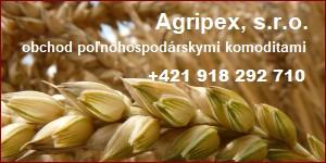 Kliknite na Agripex, s.r.o.