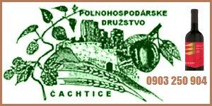 Kliknite na Poľnohospodárske družstvo Čachtice