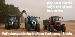 Kliknite na Poľnohospodárske družstvo Krakovany - Stráže