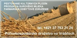 Kliknite na Poľnohospodárske družstvo vo Vrábľoch